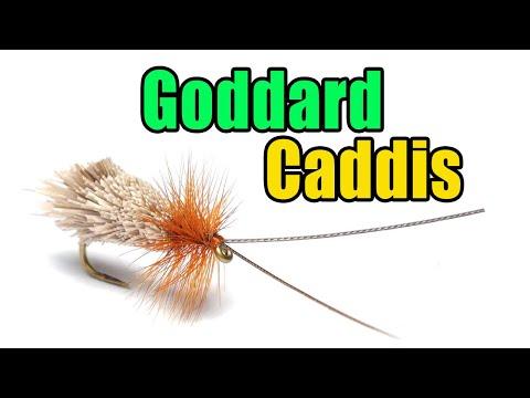 Goddard Caddis Fly Tying Video Instructions