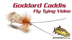 Goddard Caddis Fly Tying Video Instructions