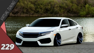 Virtual Tuning - Honda Civic FC5 #229