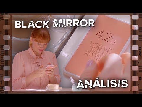 Black Mirror La Mirada Ajena Y Las Redes Sociales Analisis De Nosedive S03e01 Youtube