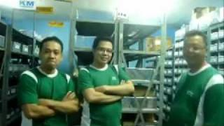 UNIVERSAL ROBINA CORPORATION PAMPANGA LOGISTICS XMAS VIDEO.avi