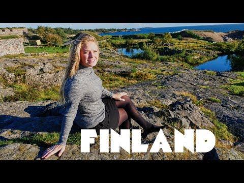 GORGEOUS! Suomenlinna Helsinki Finland Sea Fortress! – Helsinki Travel Guide