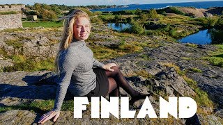 GORGEOUS! Suomenlinna Helsinki Finland Sea Fortress! - Helsinki Travel Guide