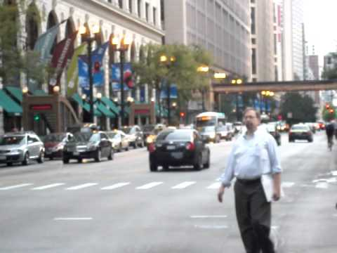 State Street -- Downtown Chicago
