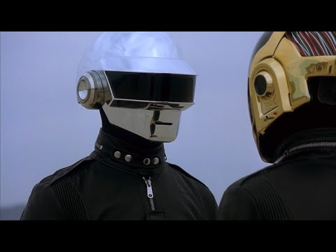 Last words from Daft Punk