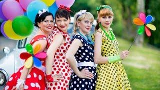видео Сценарий юбилея в стиле СССР