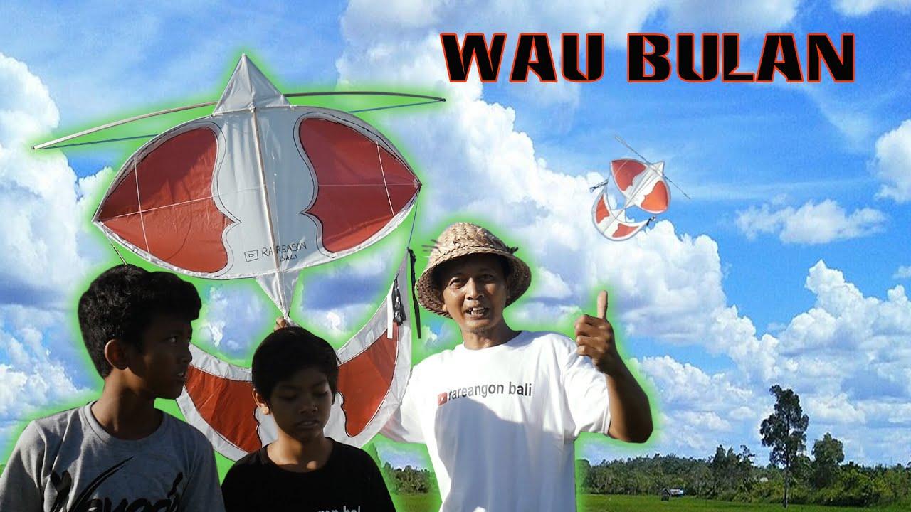 WAU BULAN Malaysian kite | Rareangon Bali