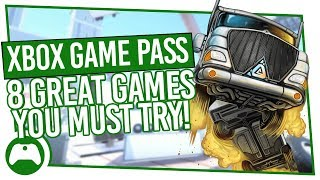 Xbox Game Pass Update: 8 Great New Games You Must Try