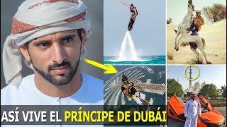 ASÍ ES LA LUJOSA VIDA DEL PRINCIPE FAZZA,HEREDERO DE DUBAI