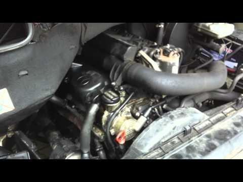 Mercedes cold start problem