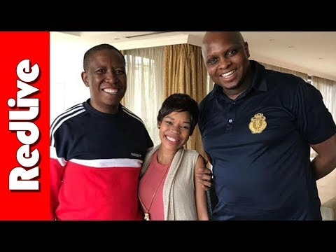 Fifi Cooper Thanks Julius Malema And EFF For Helping Her
