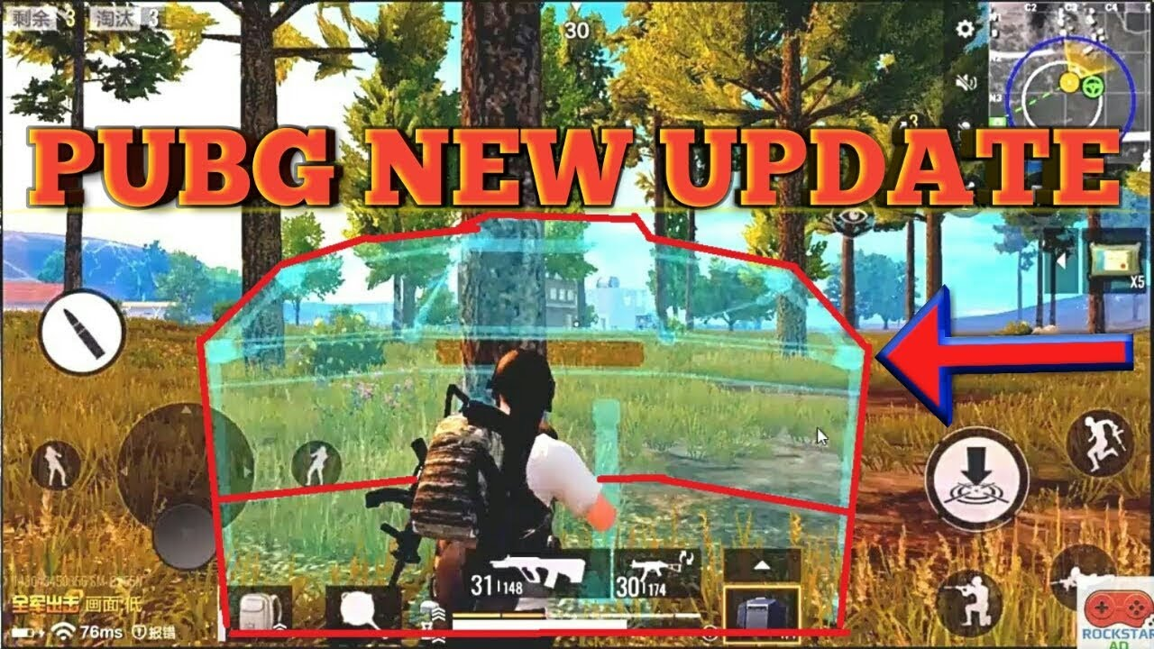 PUBG TIMI 1.0 NEW UPDATE WITH AMAZING ITEMS WITH DOWNLOAD LINK