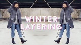 ✂ How to Legit Layer for Winter