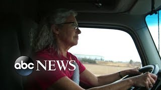 20/20 A Hidden America Part 3:  Female truckers navigate male-dominated industry