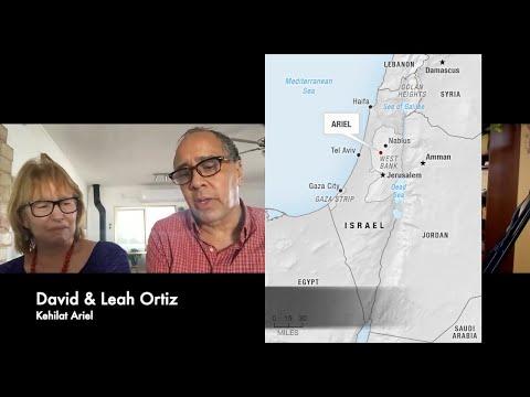 Persecution \u0026 Palestinians Being Reached In Israel, David \u0026 Leah Ortiz