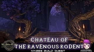 ★ Elder Scrolls Online ★ - L33 Chateau of the Ravenous Rodent