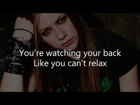 Avril Lavigne - Complicated (Lyric)
