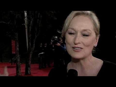 Meryl Streep - Red Carpet - Rome Film Festival 2009