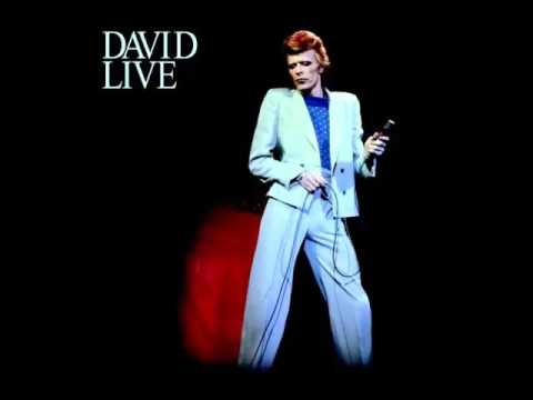 David Bowie Diamond Dogs (Live 1974) - YouTube
