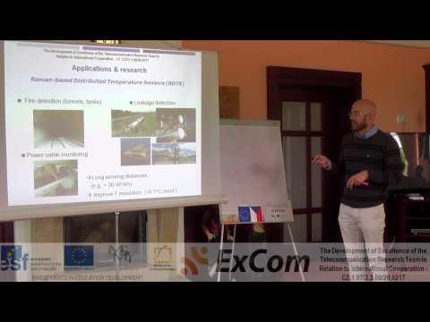 ExCom - Distributed optical fiber sensors trends and applications