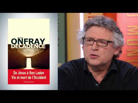 Jeudi 19 janvier 2016 - INTEGRALE - Michel Onfray, Patrick Boucheron, Régine Detambel...