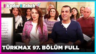 1 Kadın 1 Erkek || 97. Bölüm Full Turkmax