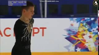 Артем Ковалев КП Первенство Москвы среди юниоров 2019