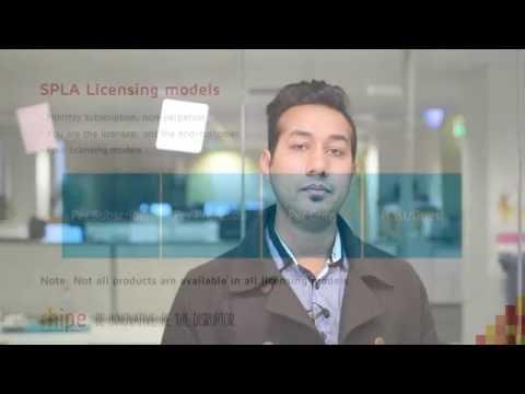 Microsoft SPLA - Licensing 101