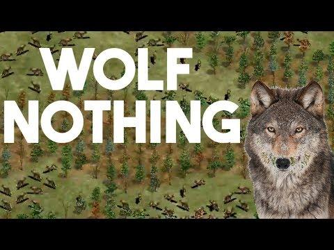 AoE2 - Wolf NOTHING!?