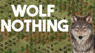 AoE2 - Wolf NOTHING!?
