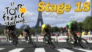 Pro Cycling Manager 2014 - Tour de France - TFW - Stage 18