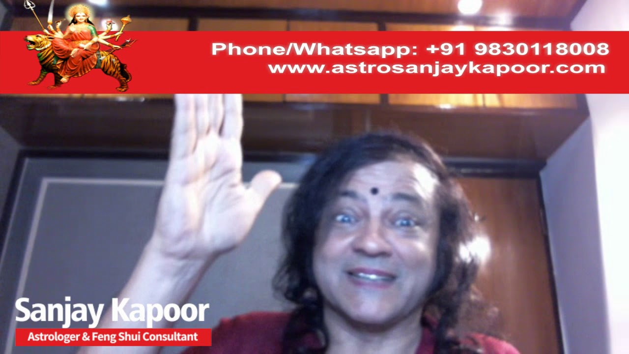 Ill effects of Planet Mars wid remedy – Astrologer Sanjay Kapoor