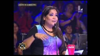 """Katia Palma recordó su quinceañero con """"Tiempo de vals"""""""