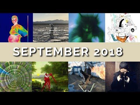 September 2018 / Album Review Roundup