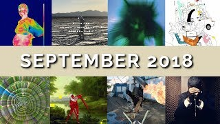 September 2018 / Album Review Roundup