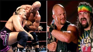 5 Wrestlers Stone Cold Hated And 5 He Always Loved