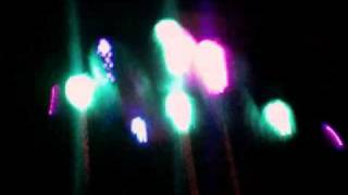 steve angello perfect stranger glove light show