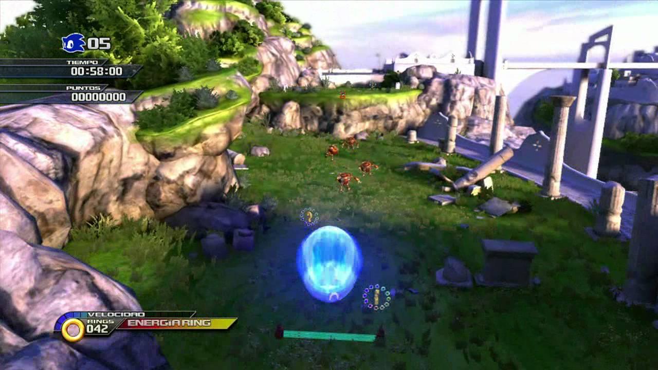 Fuse Xbox 360 Gameplay : Sonic unleashed español gameplay xbox  youtube