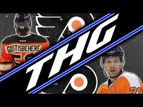 Projecting the 17-18 Philadelphia Flyers Lineup