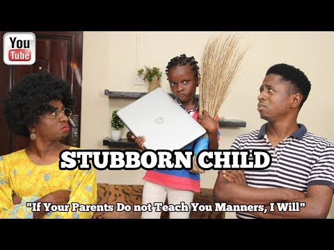Download STUBBORN CHILD | African Home | Mc Shem Comedian