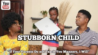 Never Be Stubborn In An African Home | Mc Shem Comedian