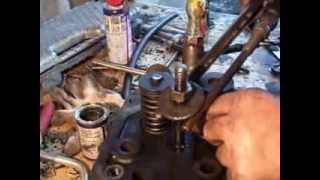 DSCF7568 мтз80 ремонт головки блоку