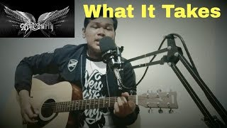 What It Takes by Aerosmith (Cover Gitar & Vokal)