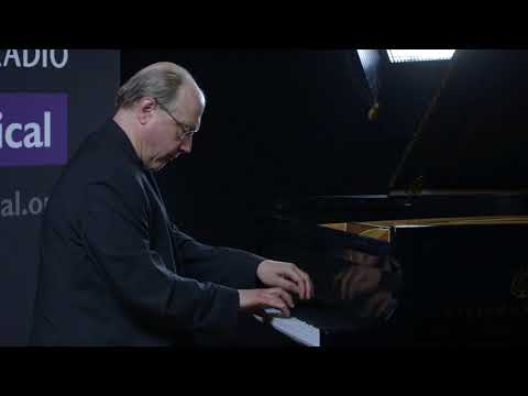 """Marc André Hamelin performs Toccata on  """"L'Homme armé"""" at CPR Classical"""