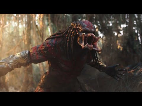 Download Action Sci-Fi Movie 2021 - THE PREDATOR 2018 Full Movie HD - Best Action Movies Full Length English