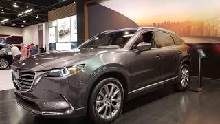 iDSC133 2019 Mazda CX 9 OC Auto Show