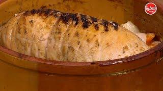 طاجن عرق رومي -  عصير كركديه مركز بالأناناس   غادة جميل