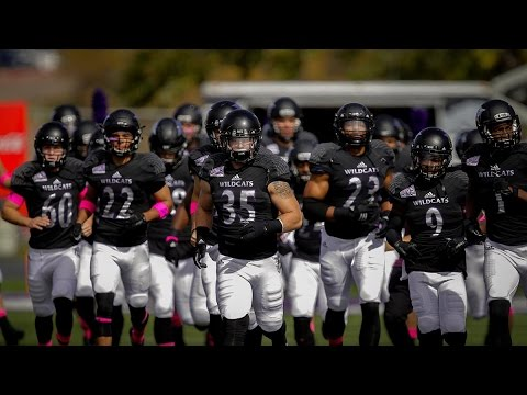 Weber State football 2016 highlight video