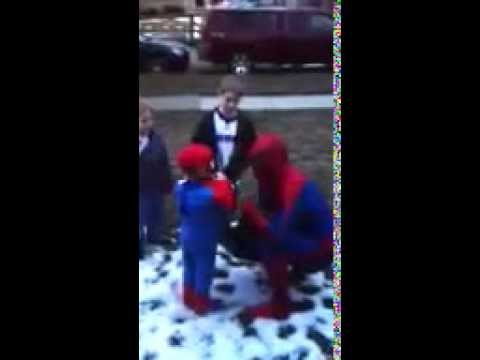 three-year-old-anthony-meets-the-amazing-spider-man