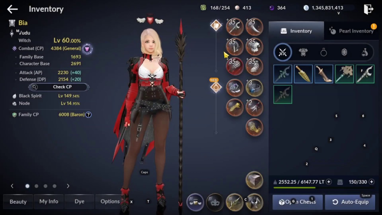 Black Desert Mobile (BDM) NA: My Gear, Tips for best DPS ...